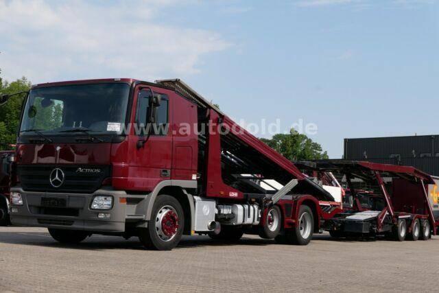 Mercedes-Benz Actros 2341 LKW Transporter LOHR Tale - 2008