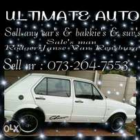 U are looking for cars..