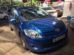 2011 Toyota Auris 1.6 Xi the car of choice!