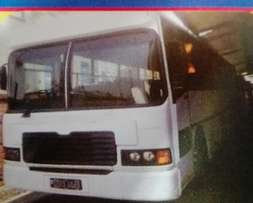 MAN 18-352, 65 Seater Bus With C.O.R