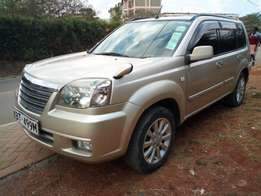 nissan extrail axis