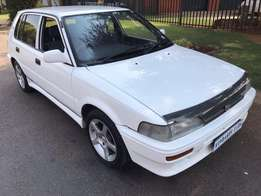 2001 Toyota Tazz 130 for sale in R10.000