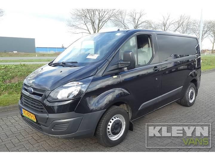 Ford TRANSIT CUSTOM 2.2 T ac 150 dkm - 2015