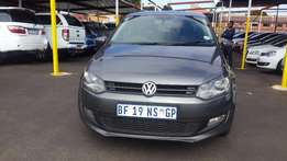 2012 Grey VW Polo 6 1,6 for sale