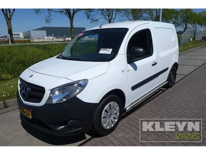 Mercedes-Benz CITAN 108 CDI LONG A wit, airco, 85 dkm. - 2017
