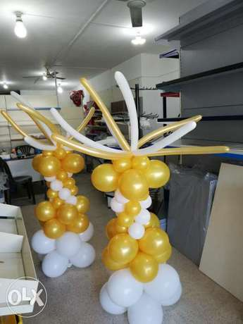 Balloons arrangements & decorations for all occasions