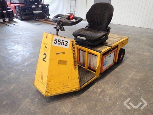 trans-lift  tl250 forklift truck elektrische trekker te koop