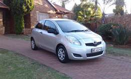 REDUCED! 2009 Toyota Yaris One Owner - R59900