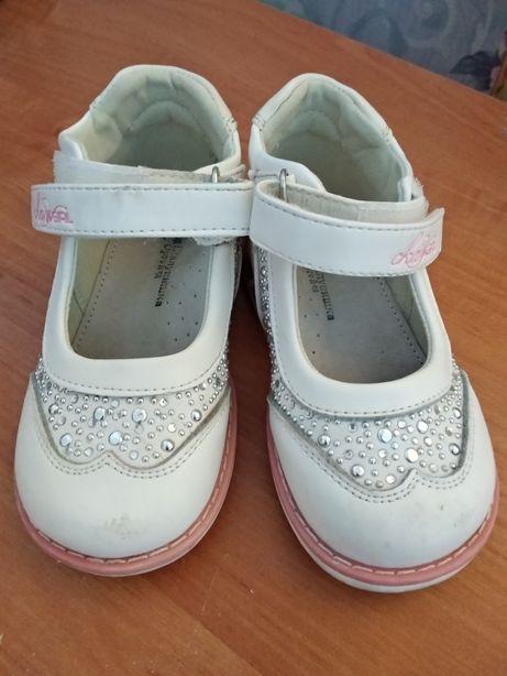Туфельки Шалунишка 23 розмір  250 грн. - Детская обувь Березань на Olx 06d220b8f9100