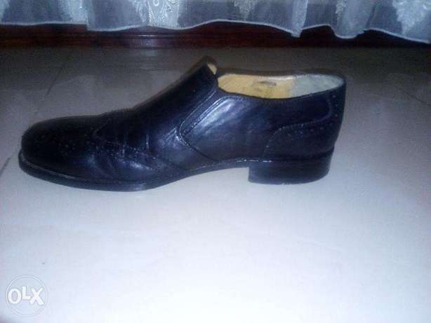 Size 12 US Oxford Shoe HaryKson Genuine Leather. Excellent Condition Nairobi CBD - image 6