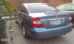 04 Toyota Camry with working AC buy and drive
