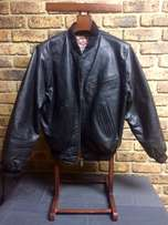 Vintage Akaso Leather Jacket