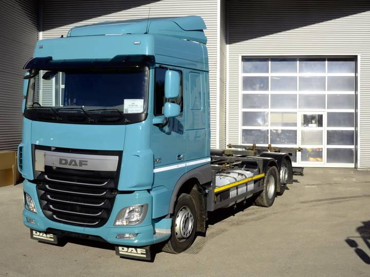 DAF XF 460 FAR - 2014