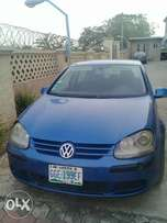 Volkswagen Golf5 2006 Model used