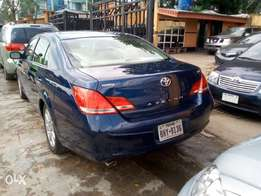 Toyota Avalon 2005 model tokunbo