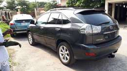 Foreign used Lexus RX350, 2009 model