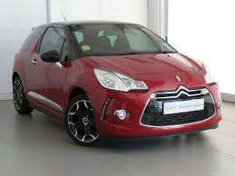 Citroen DS3 stripping for spare parts