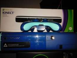 Blue Xbox 360 limited edition