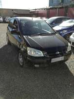 03 Getz with leather seats call Shiraz
