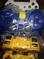 playstation2 game pad/controllers WIRELESS