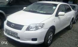 Toyota Axio on quick sale