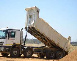 Giby sand, stones and all building materials suppliers