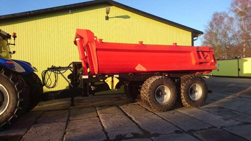 Kroeger Agroliner Mulde MPU 20HP mietbar - 2014