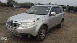Brand New Forester 2010