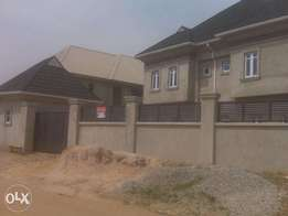 A New Nice Detached House of 6 nos 2 Bedroom Flat at Magboro for Sale