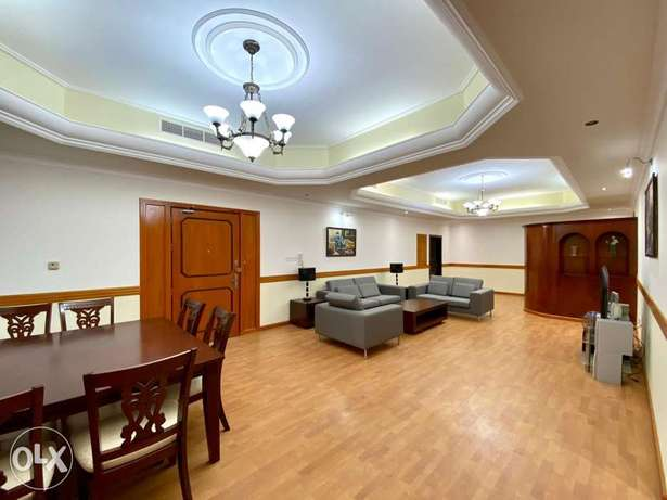 Big size 3BR apartment for rent in seef/pools/gym/wifi/ewa/car parking السيف -  1