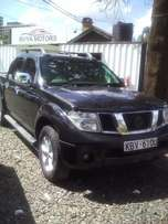 Nissan Navara, Double Cabin Pick-up Ideal for Campaign.