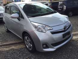 2011 Toyota Ractic new shape/1500cc/hirepurchase accepted
