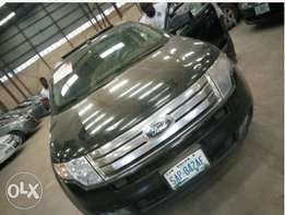 Very Clean 2010 Ford Edge Limited