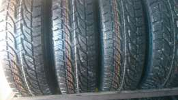 Brand new Bridgestone dueler available