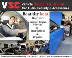 Car Aircon Regas - Get your Aircon in Shape for Summer - Beat the heat