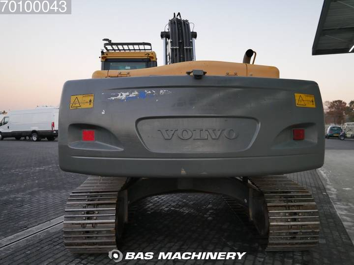 Volvo EC240C NL Nice and clean condition - 2009 - image 5