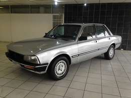 1984 Peugeot 505 STi A/C - 178000 km( One Owner)