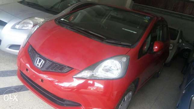 Honda fit red Mombasa Island - image 4
