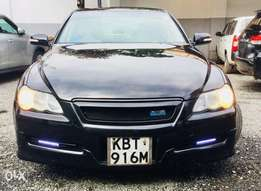 Toyota Mark X 2005 For Quick Sale Asking Price 660,000/=o.n.o