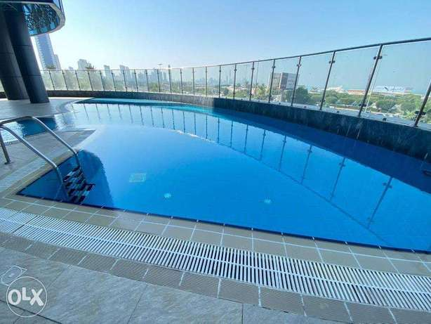 One Bedroom furnished and serviced apartments in heart of salmiya