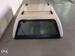Toyota Hilux Canopy DC