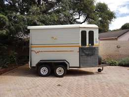 Venter 2 Berth Horsebox