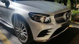 Mercedes Benz GLC 250 D Coupe 4 Matic AMG Pacage