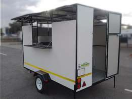 Buy a Fast Food Trailer and get a Free Solar System for only R36490