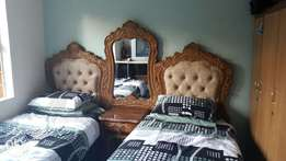 Fully-furnished room to rent on Sundowner
