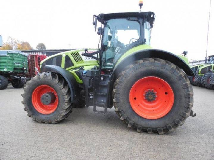 Claas axion 950 - 2017