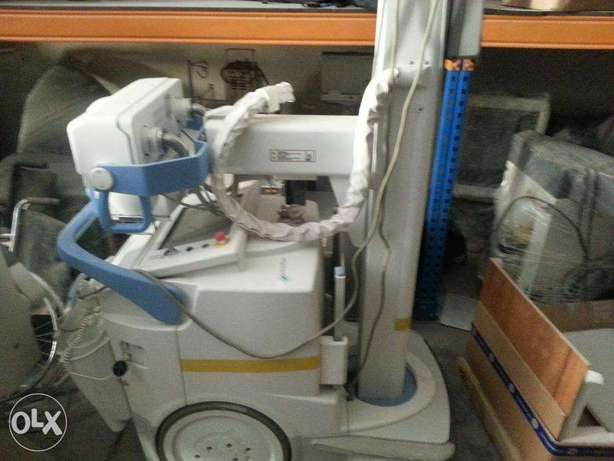 STEPHANIX DR Digital mobile X-ray 500MA made in france