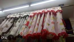 Curtains and sheers tailoring services