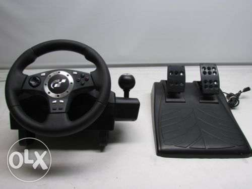 Gaming Wheel PC and PS Westlands - image 2