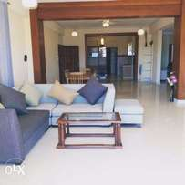 3 bedroom fully furnished apartment for holiday accommodation